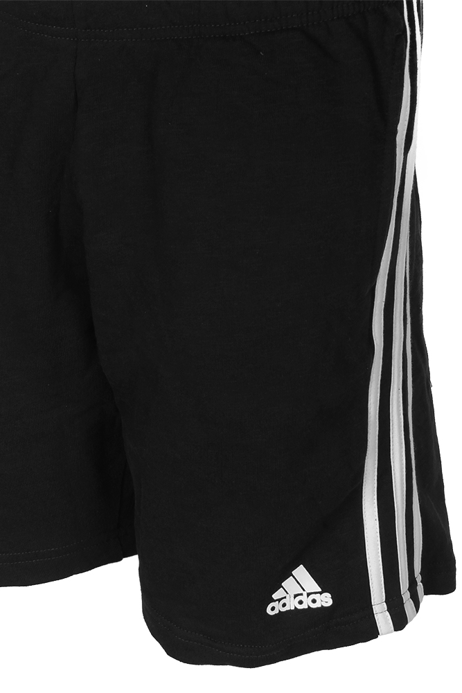Adidas-Men-039-s-Essential-Logo-Shorts-Athletic-Gym-French-Terry-Joggers miniature 4