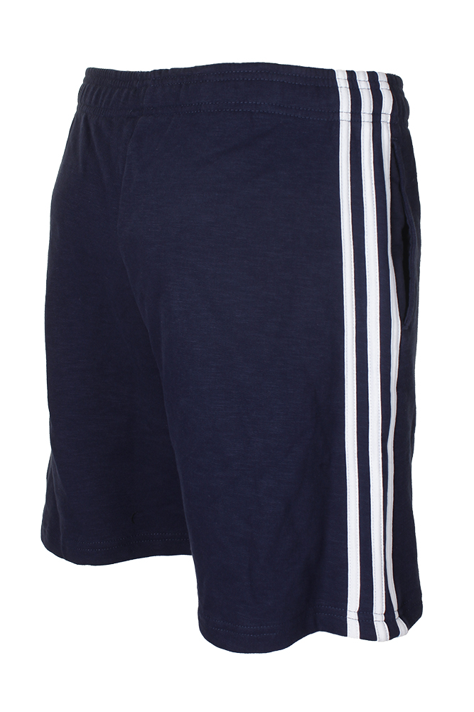 Adidas-Men-039-s-Essential-Logo-Shorts-Athletic-Gym-French-Terry-Joggers thumbnail 9