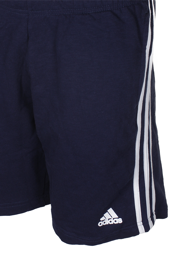 Adidas-Men-039-s-Essential-Logo-Shorts-Athletic-Gym-French-Terry-Joggers miniature 10
