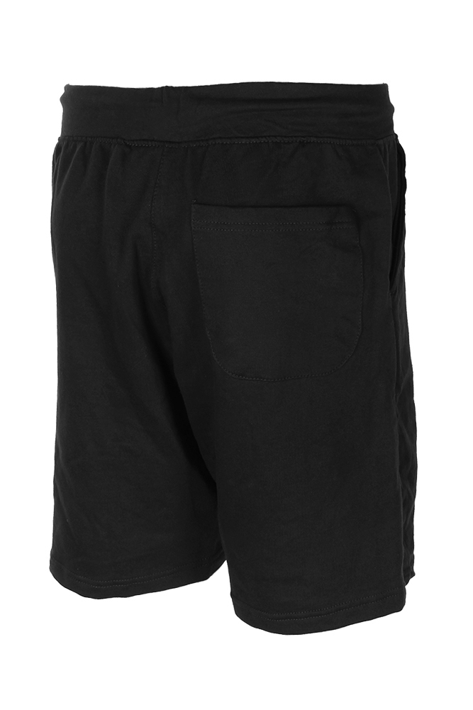 Adidas-Men-039-s-Trefoil-Logo-Active-Wear-Gym-Athletic-Workout-Fleece-Shorts thumbnail 3