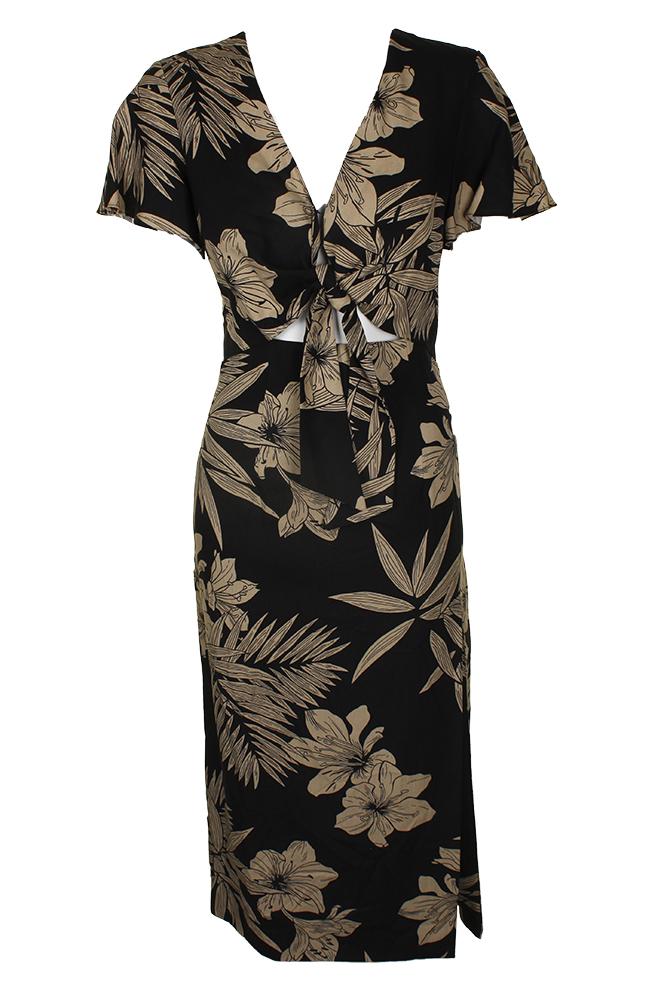 Slim Floral Sheath Dress Fit Lauren 6 Black Details Ralph Short Sleeve Print About Polo DIYbE29eWH