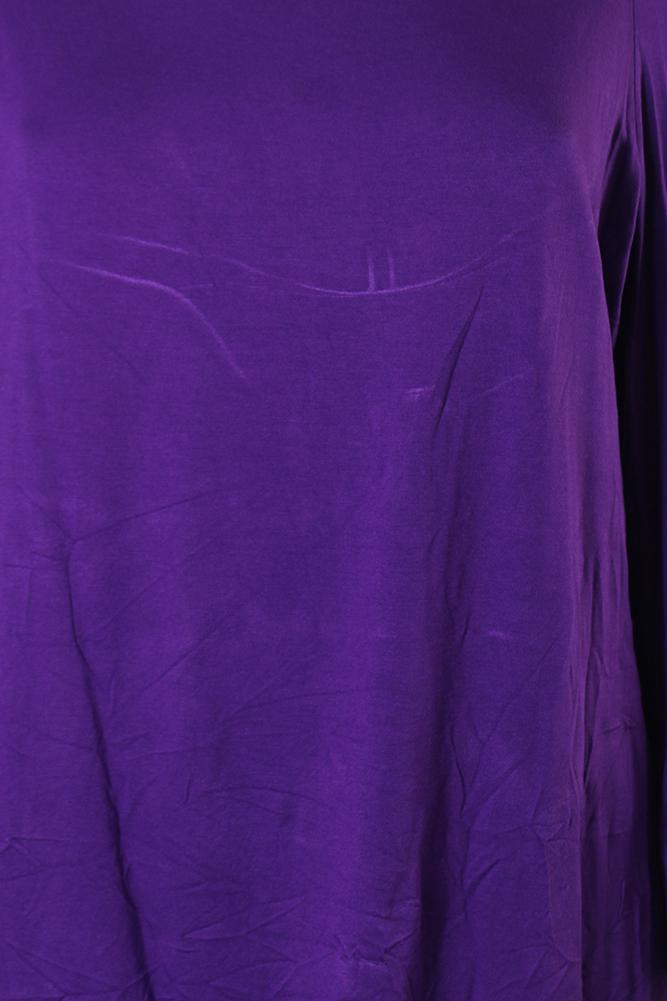 cea6b3a3d84 Inc International Concepts Purple Cold-Shoulder Top XXL 706257695999 ...