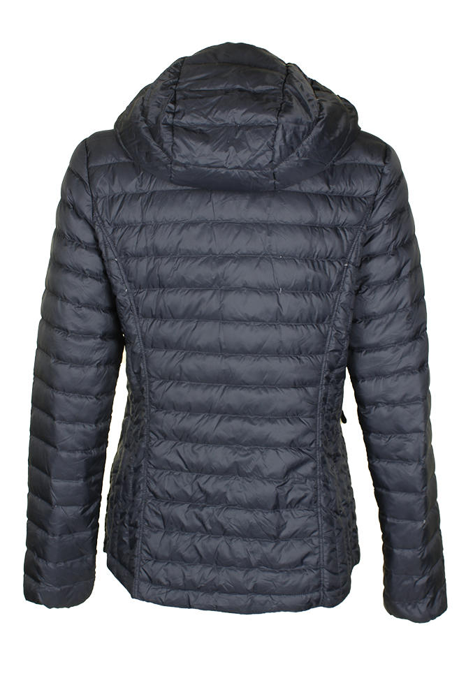 4104b9210bb 32 Degrees Charcoal Ultra Light Down Hooded Packable Puffer Vest XL ...