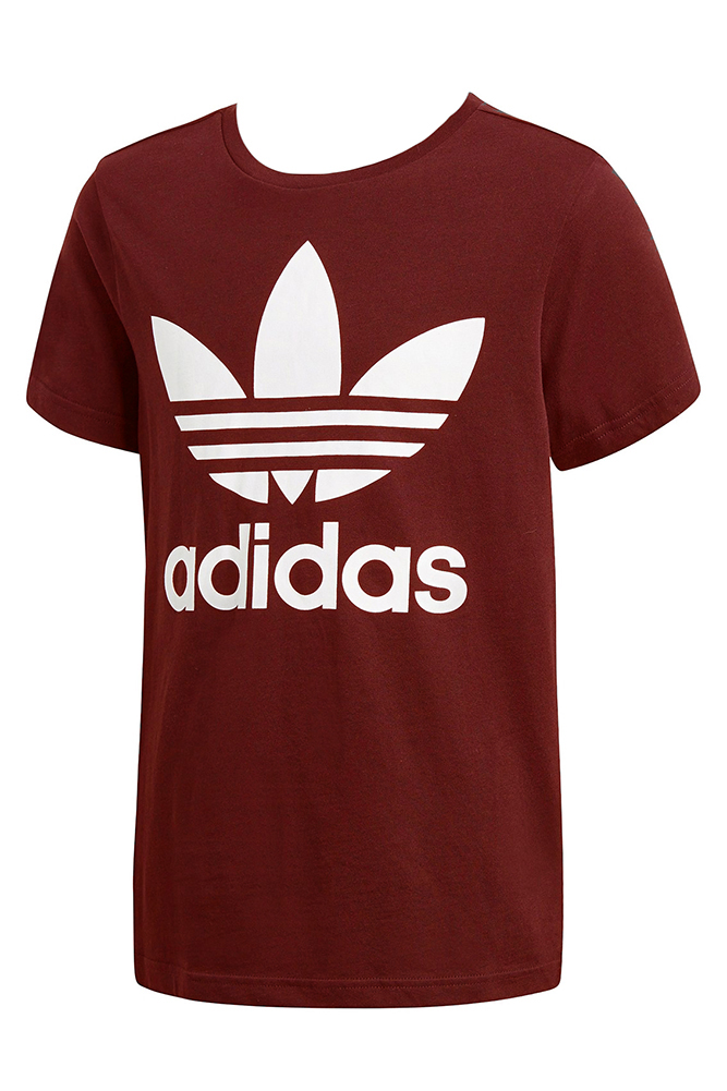 Adidas-Men-039-s-Short-Sleeve-Trefoil-Logo-Graphic-T-Shirt thumbnail 13