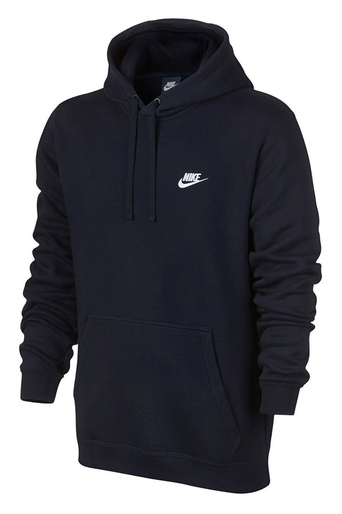 Nike-Men-039-s-Active-Sportswear-Long-Sleeve-Fleece-Workout-Gym-Pullover-Hoodie thumbnail 5