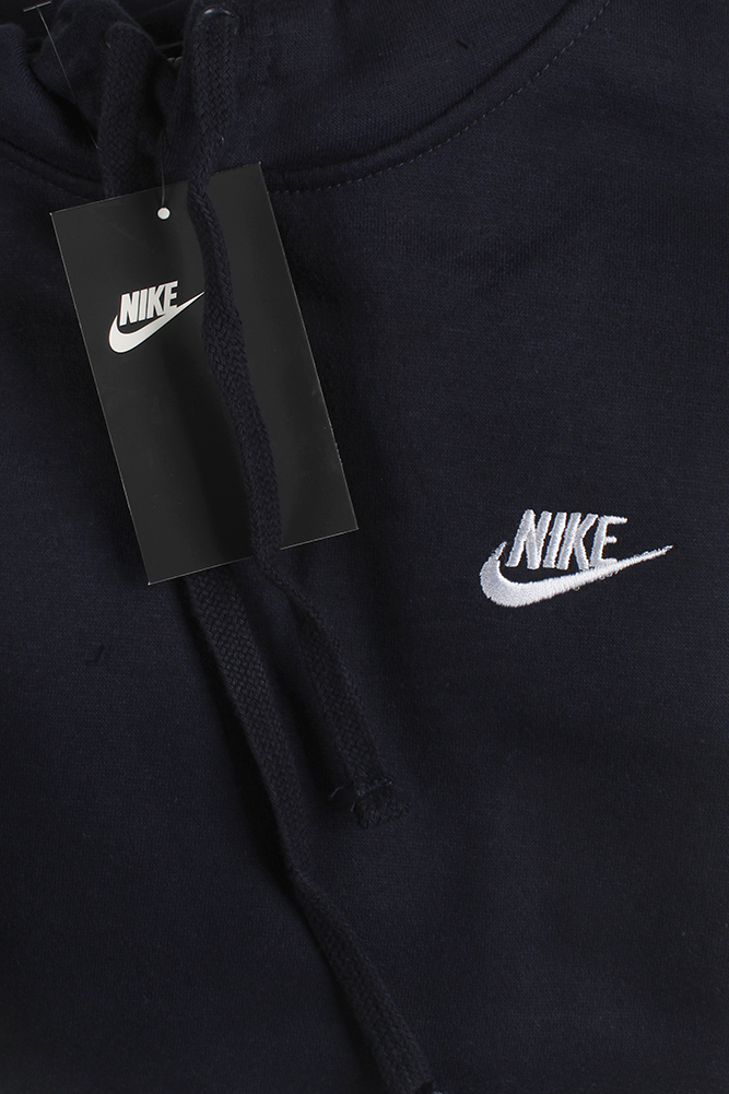 Nike-Men-039-s-Sportswear-Long-Sleeve-Fleece-Pullover-Hoodie thumbnail 6