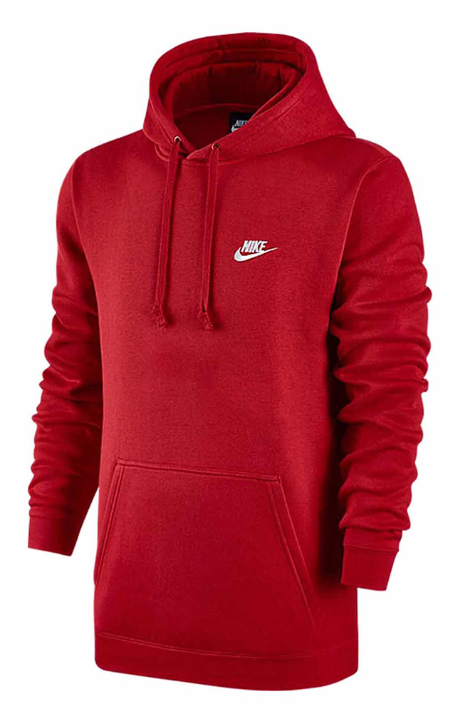 Nike-Men-039-s-Active-Sportswear-Long-Sleeve-Fleece-Workout-Gym-Pullover-Hoodie thumbnail 7