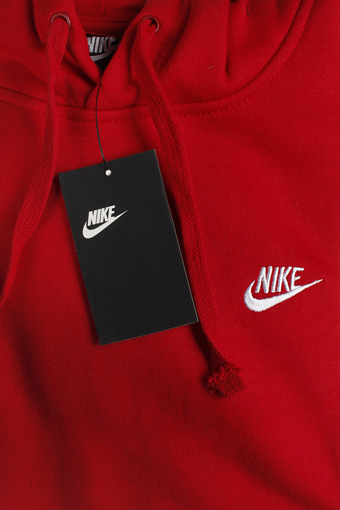 Nike-Men-039-s-Sportswear-Long-Sleeve-Fleece-Pullover-Hoodie thumbnail 8