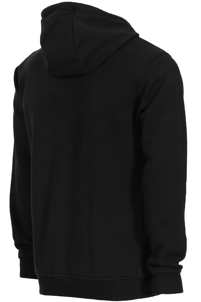 Adidas-Originals-Men-039-s-Blackbird-Trefoil-Graphic-Pocket-Pullover-Hoodie thumbnail 3