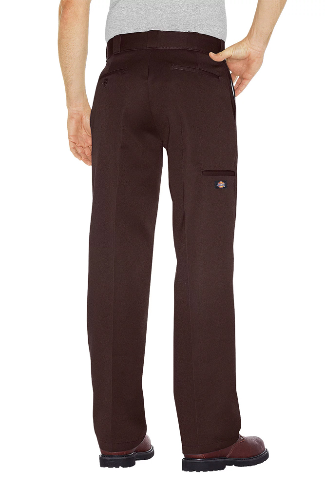 Dickies-Men-039-s-85283-Loose-Fit-Double-Knee-Cell-Phone-Pocket-Work-Pants thumbnail 6