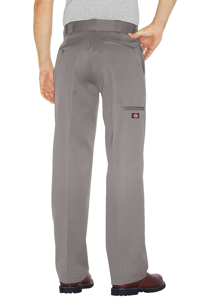 Dickies-Men-039-s-85283-Loose-Fit-Double-Knee-Cell-Phone-Pocket-Work-Pants thumbnail 18