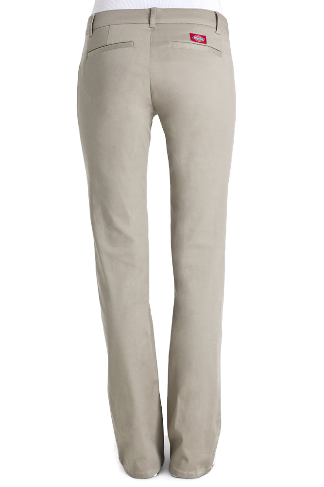 Dickies-Girl-Juniors-4-Pocket-Skinny-Leg-Pants thumbnail 7