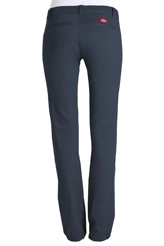 Dickies-Girl-Juniors-4-Pocket-Skinny-Leg-Pants thumbnail 10