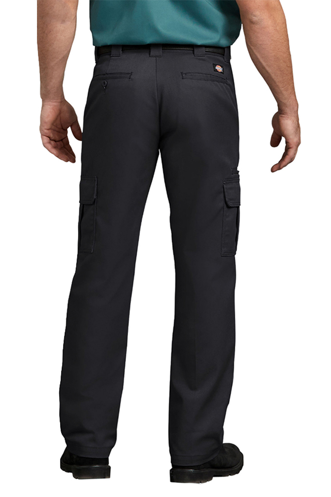 Dickies-Men-039-s-Flex-Regular-Fit-Straight-Leg-Work-Cargo-Pants thumbnail 4