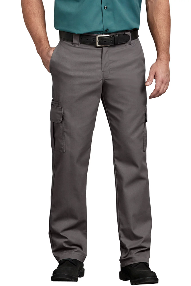 Dickies-Men-039-s-Flex-Regular-Fit-Straight-Leg-Work-Cargo-Pants thumbnail 6