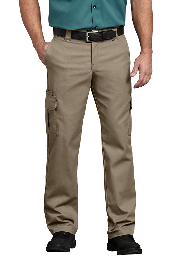 Dickies-Men-039-s-Flex-Regular-Fit-Straight-Leg-Work-Cargo-Pants thumbnail 12