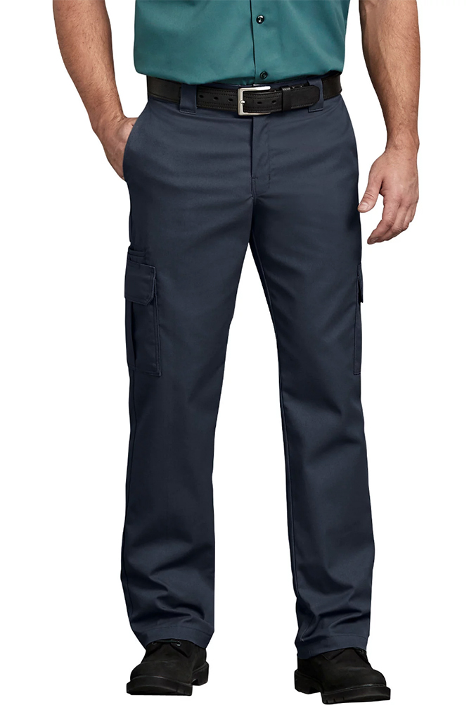 Dickies-Men-039-s-Flex-Regular-Fit-Straight-Leg-Work-Cargo-Pants thumbnail 9