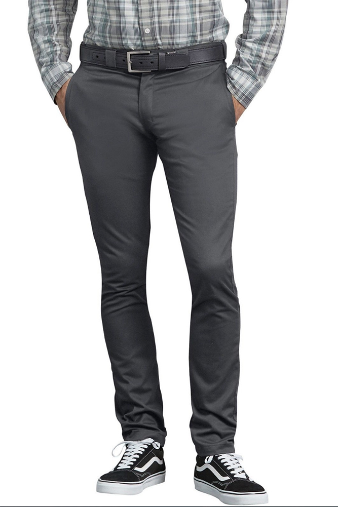 Dickies-Men-039-s-Flex-Skinny-Straight-Fit-Work-Pants thumbnail 6