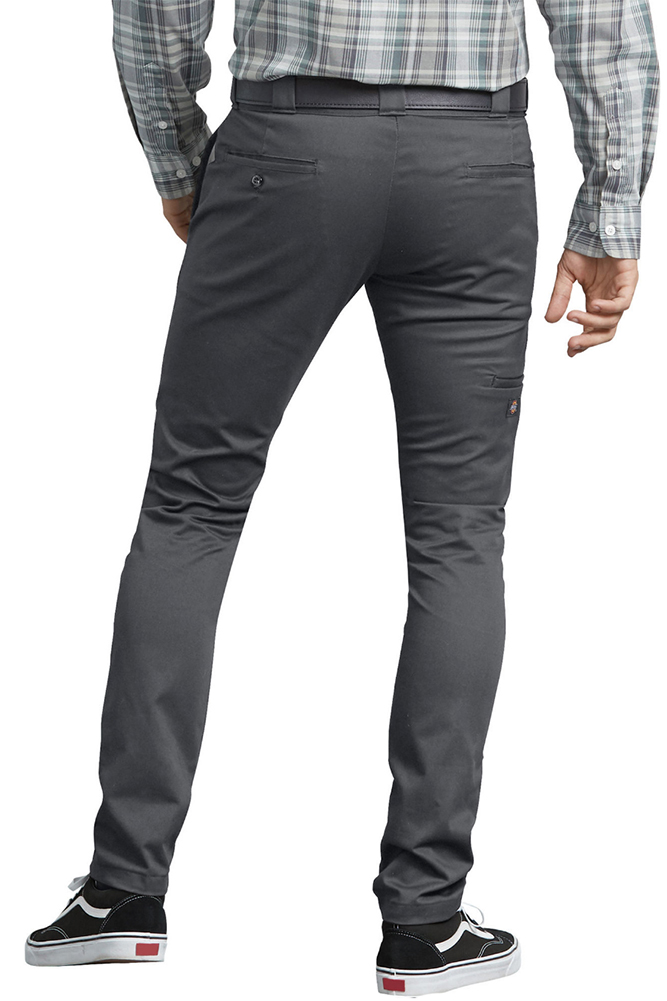 Dickies-Men-039-s-Flex-Skinny-Straight-Fit-Work-Pants thumbnail 7