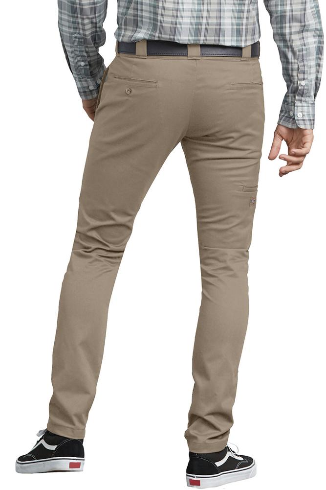 Dickies-Men-039-s-Flex-Skinny-Straight-Fit-Work-Pants thumbnail 13