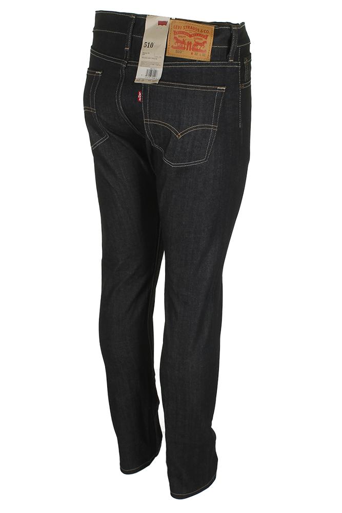 Levi-039-s-Men-039-s-510-Stretch-Skinny-Jeans thumbnail 4