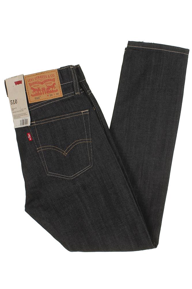 Levi-039-s-Men-039-s-510-Stretch-Skinny-Jeans thumbnail 5