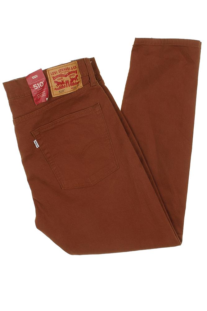 Levi-039-s-Men-039-s-510-Stretch-Skinny-Jeans thumbnail 8