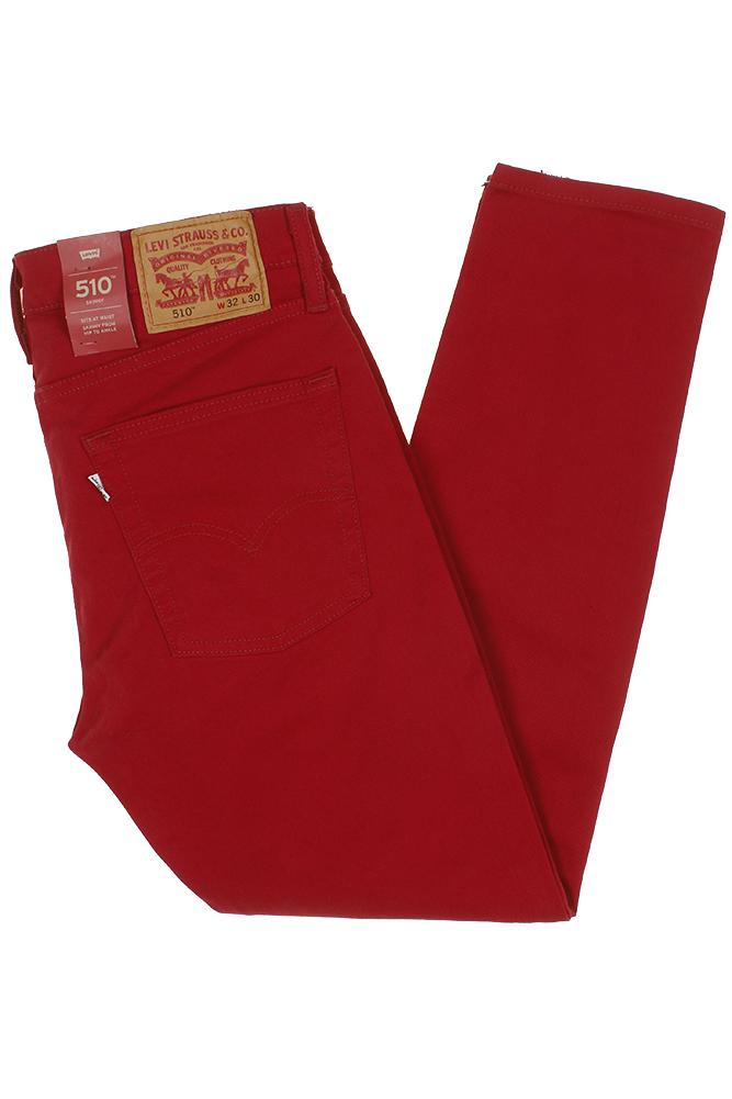 Levi-039-s-Men-039-s-510-Stretch-Skinny-Jeans thumbnail 17