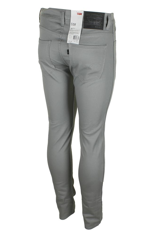 Levi-039-s-Men-039-s-510-Stretch-Skinny-Jeans thumbnail 19