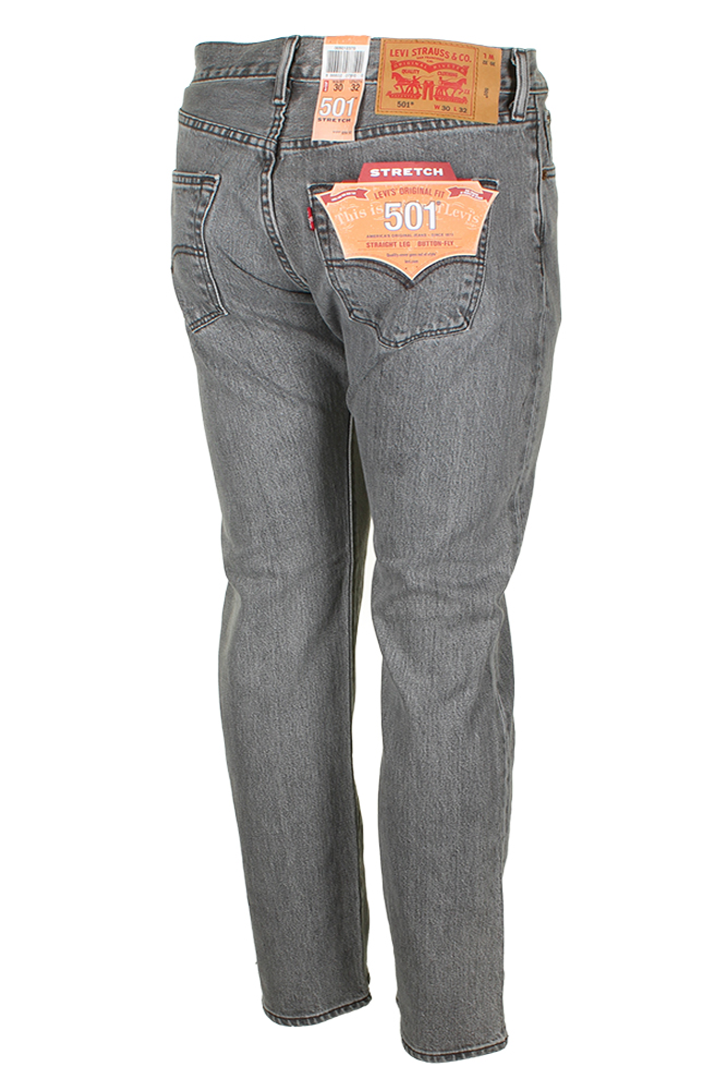 Levis-Men-039-s-501-Original-Shrink-to-Fit-Button-Fly-Jeans thumbnail 11