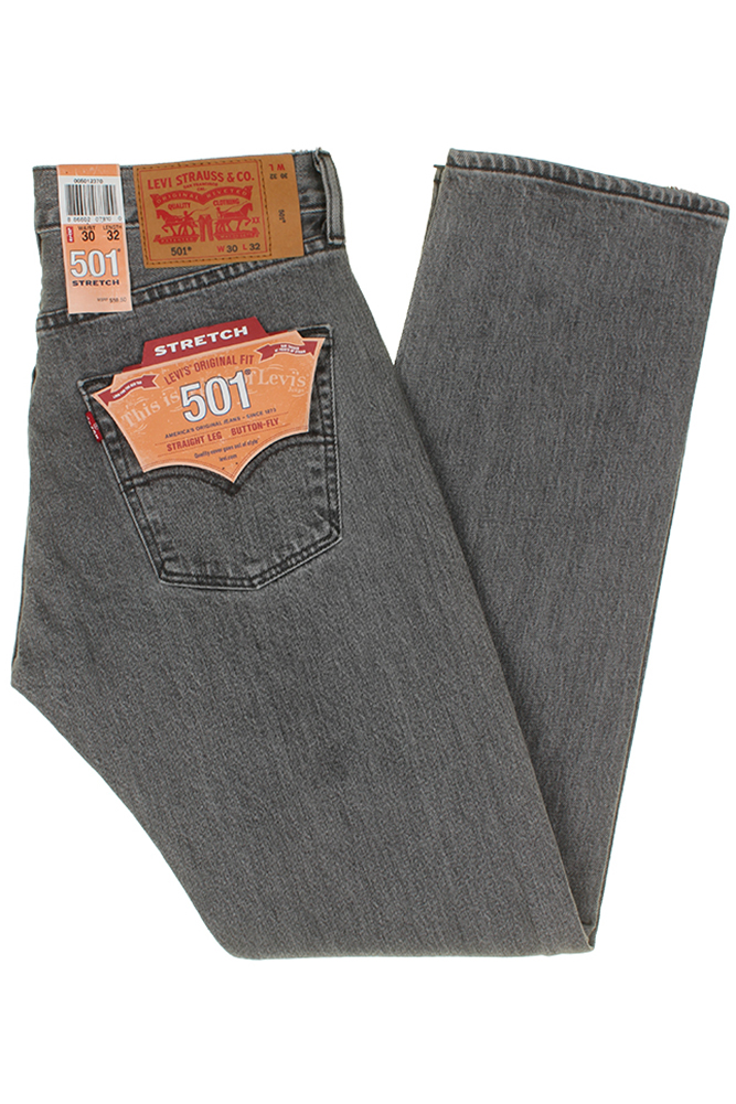 Levis-Men-039-s-501-Original-Shrink-to-Fit-Button-Fly-Jeans thumbnail 12