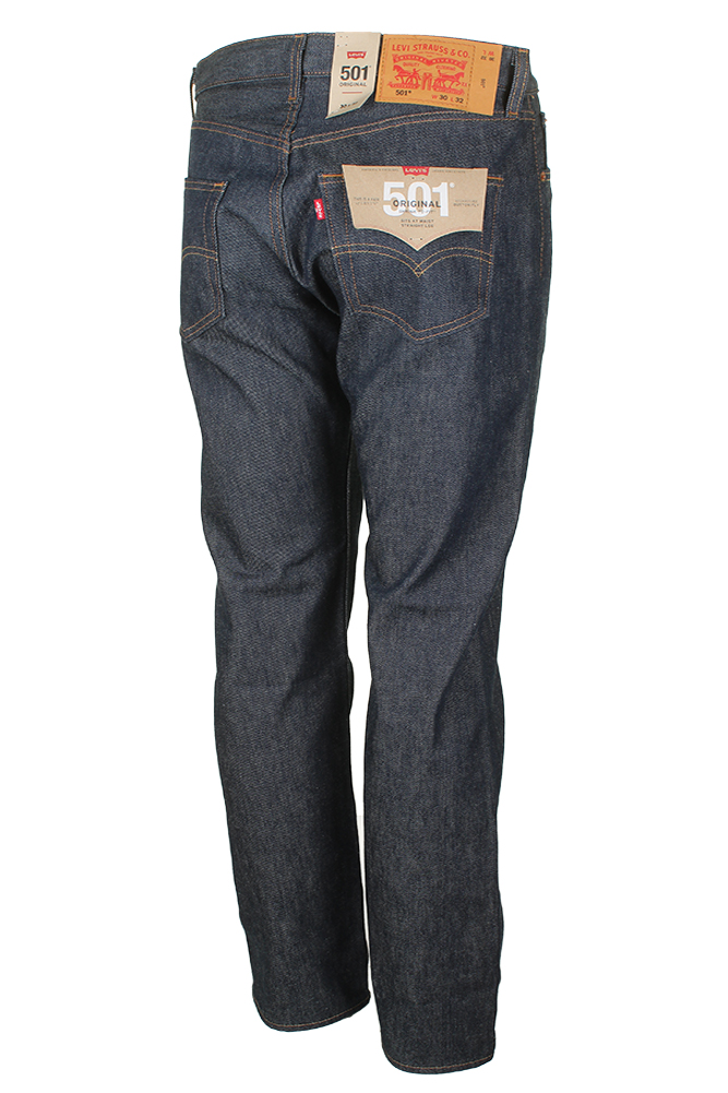 Levis-Men-039-s-501-Original-Shrink-to-Fit-Button-Fly-Jeans thumbnail 14