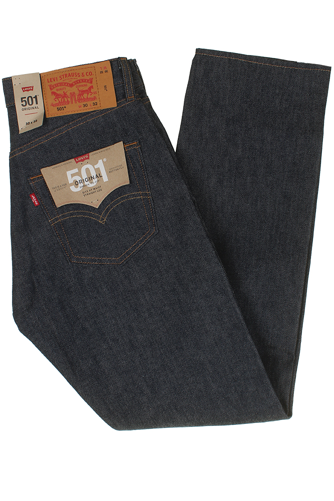 Levis-Men-039-s-501-Original-Shrink-to-Fit-Button-Fly-Jeans thumbnail 15