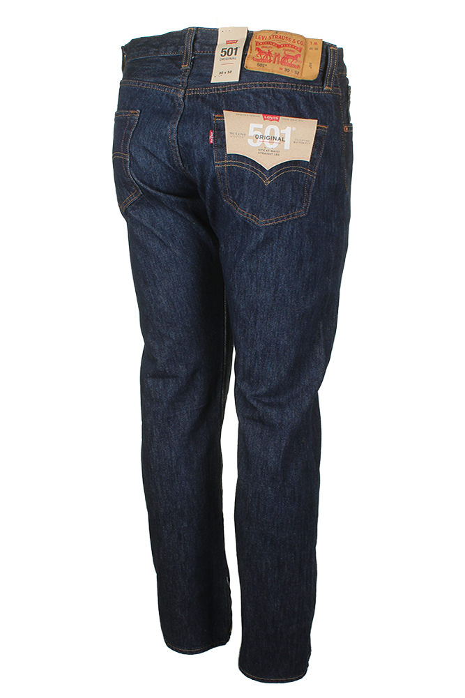 Levis-Men-039-s-501-Original-Shrink-to-Fit-Button-Fly-Jeans thumbnail 29