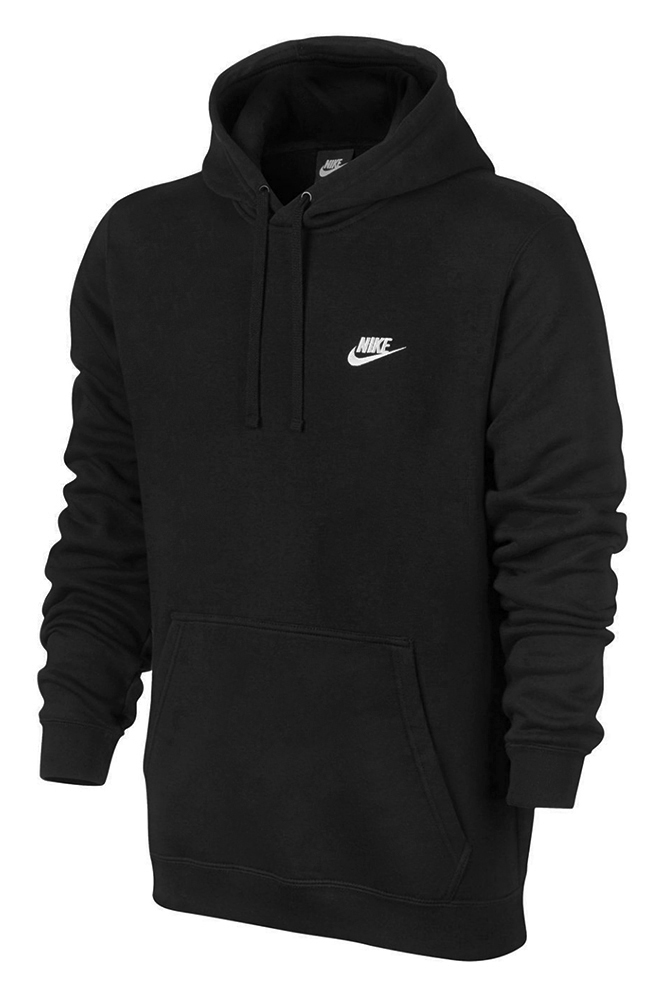 Nike-Men-039-s-Active-Sportswear-Long-Sleeve-Fleece-Workout-Gym-Pullover-Hoodie thumbnail 2