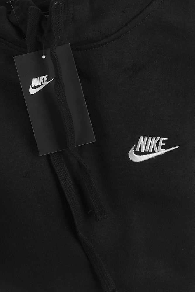 Nike-Men-039-s-Sportswear-Long-Sleeve-Fleece-Pullover-Hoodie thumbnail 3