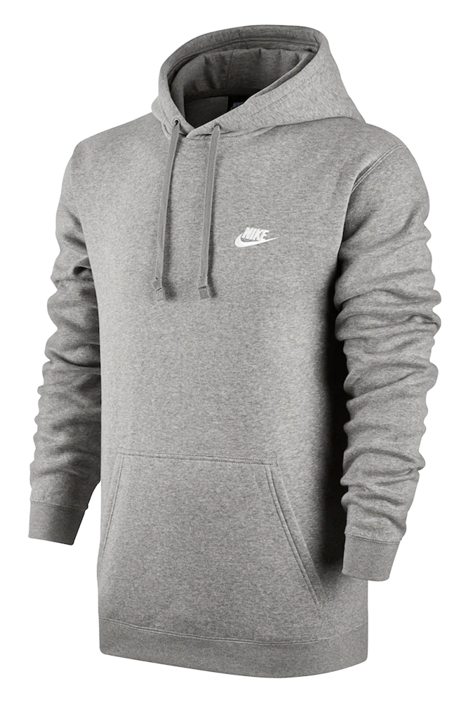 Nike-Men-039-s-Active-Sportswear-Long-Sleeve-Fleece-Workout-Gym-Pullover-Hoodie thumbnail 4