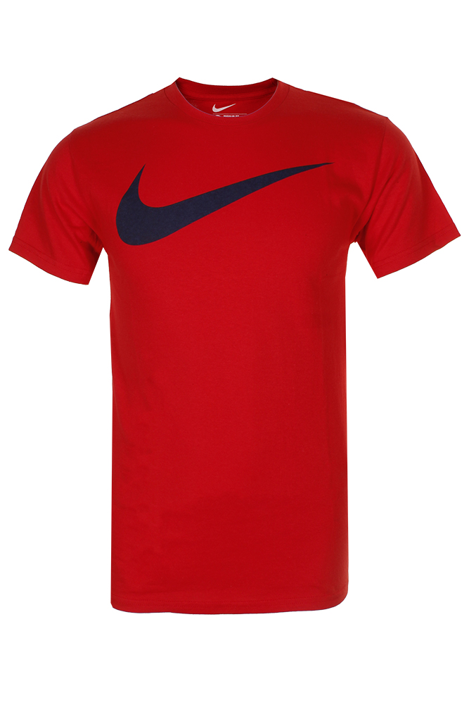 Nike-Men-039-s-Athletic-Wear-Short-Sleeve-Swoosh-Graphic-Workout-Active-Gym-T-Shirt thumbnail 5