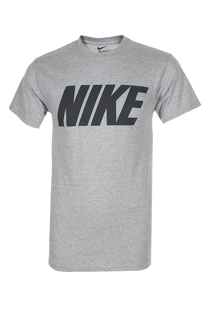 Nike-Men-039-s-Athletic-Wear-Short-Sleeve-Logo-Graphic-Crew-Neck-Active-T-Shirt thumbnail 8