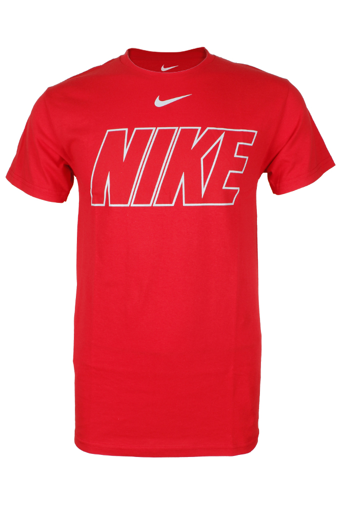 Nike-Men-039-s-Athletic-Wear-Short-Sleeve-Logo-Graphic-Crew-Neck-Active-T-Shirt thumbnail 11