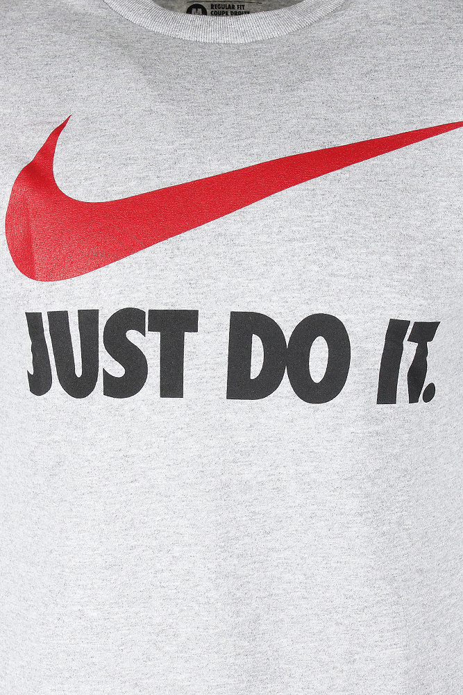 Nike-Men-039-s-Short-Sleeve-Just-Do-It-Swoosh-Graphic-Active-T-Shirt thumbnail 7