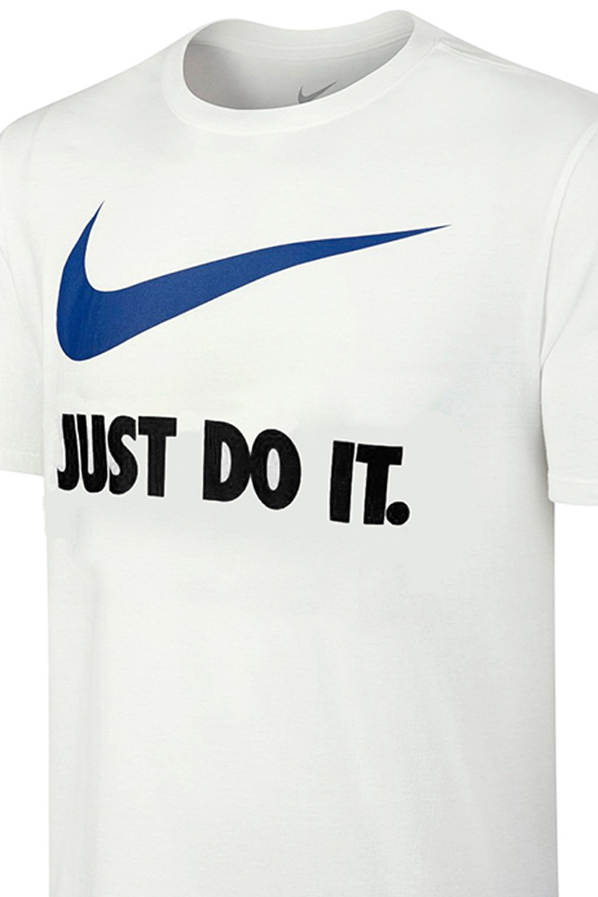 Nike-Men-039-s-Short-Sleeve-Just-Do-It-Swoosh-Graphic-Active-T-Shirt thumbnail 19