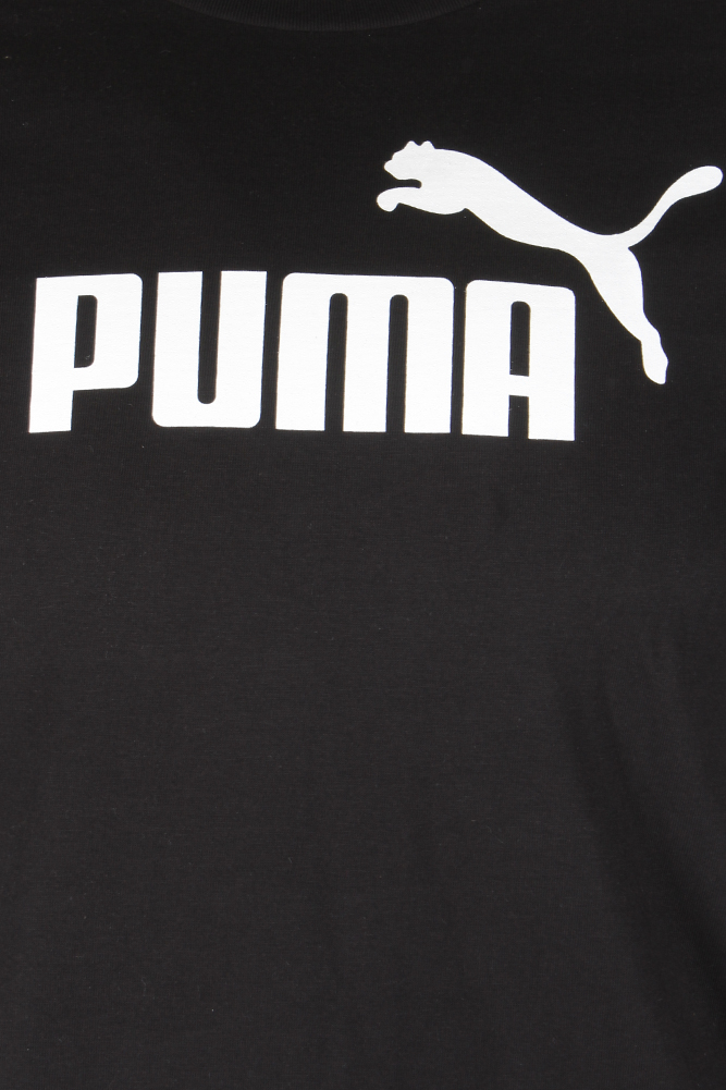 Puma-Men-039-s-Short-Sleeve-1-Logo-Graphic-Active-T-Shirt thumbnail 4