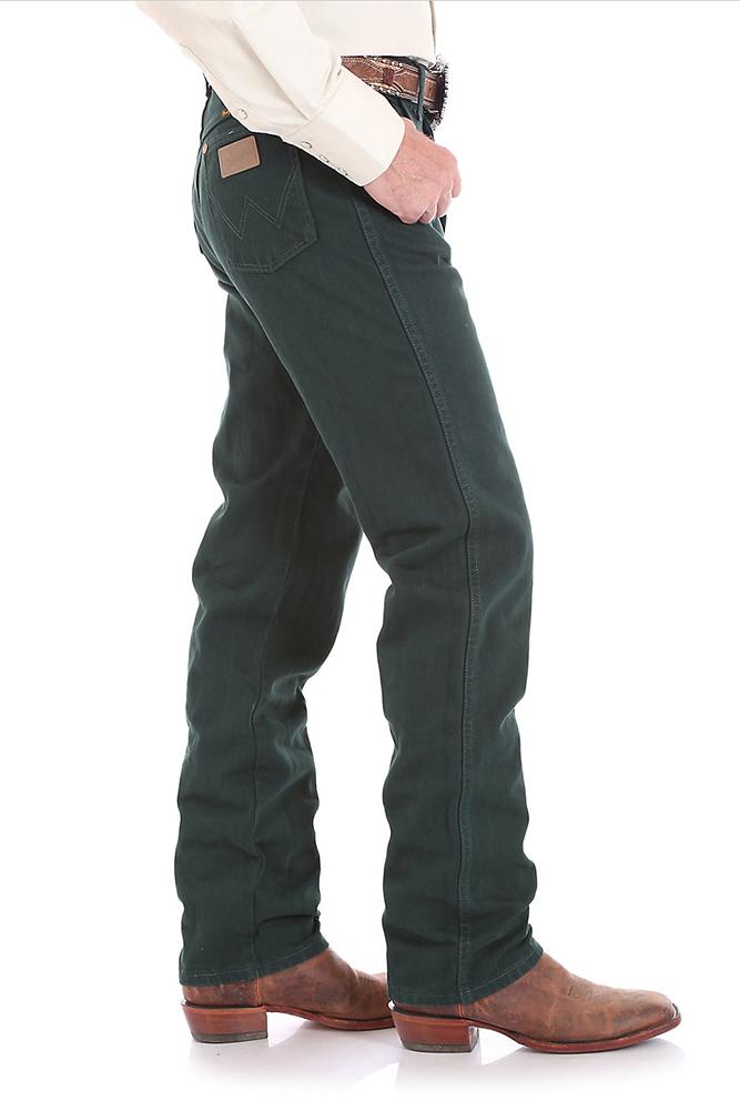 Wrangler-Men-039-s-Cowboy-Cut-Original-Fit-Jeans miniature 15