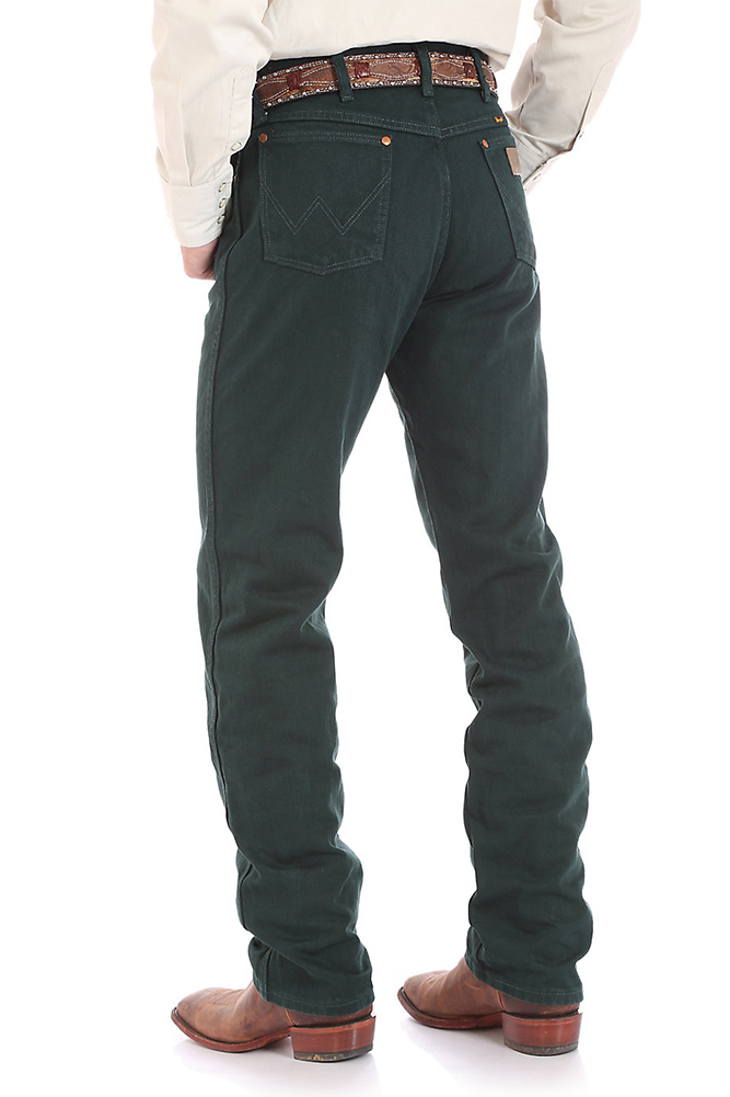 Wrangler-Men-039-s-Cowboy-Cut-Original-Fit-Jeans miniature 16