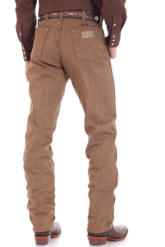Wrangler-Men-039-s-Cowboy-Cut-Original-Fit-Jeans miniature 4