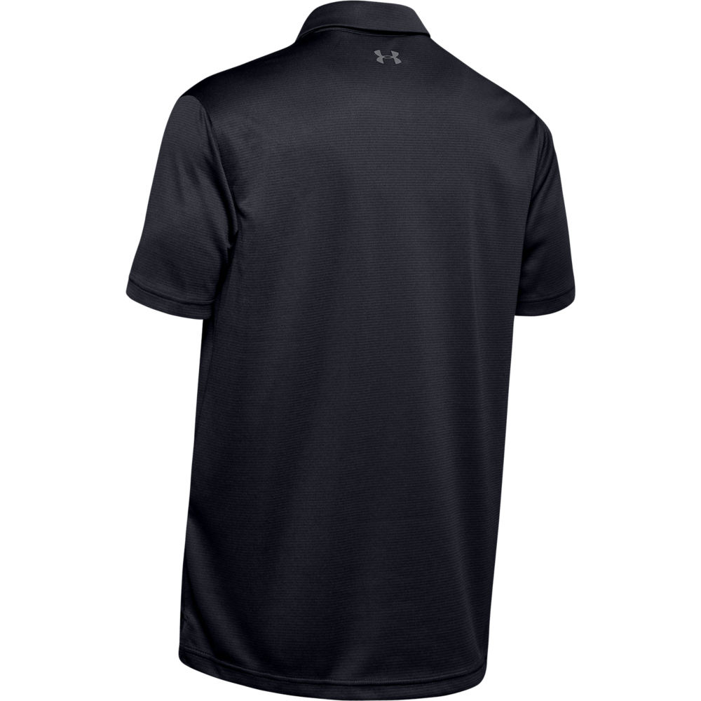 thumbnail 3 - Under Armour Men's UA Tech Performance Golf Polo Tee Loose-Fit T-Shirt 1290140