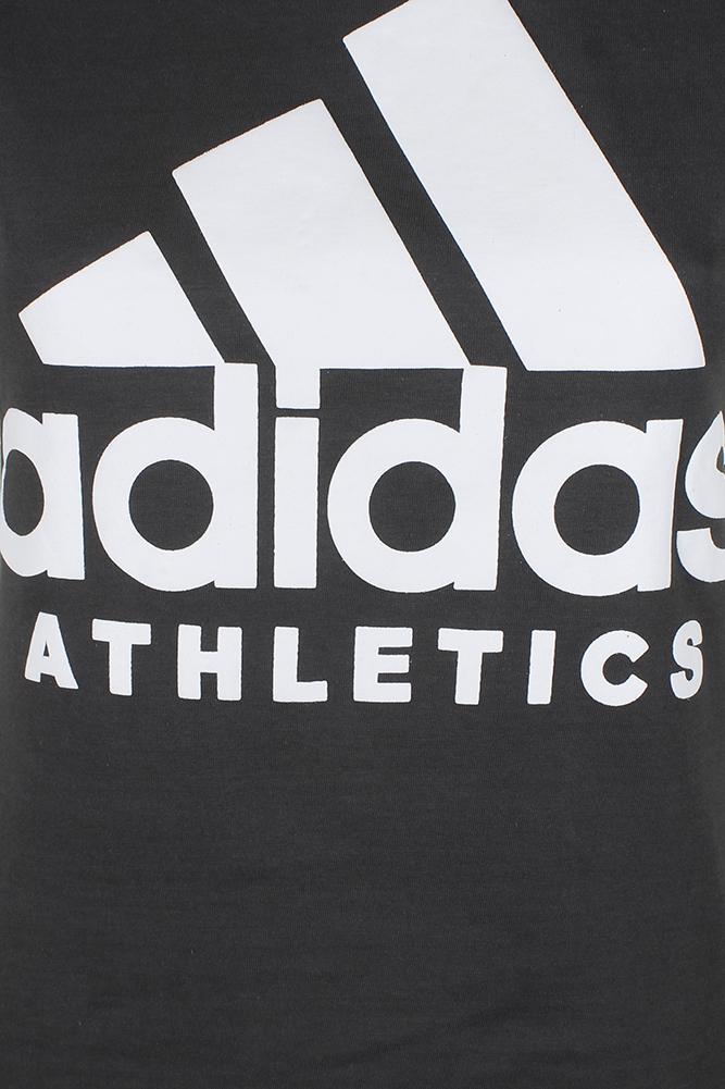 Adidas-Ladies-Short-Sleeve-Classic-Logo-Graphic-Essential-T-Shirt thumbnail 7