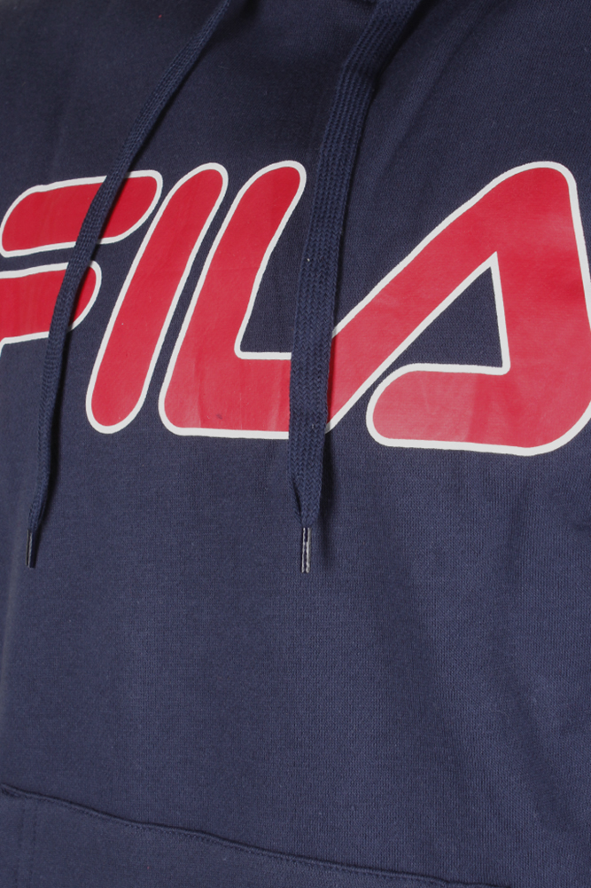 Fila-Men-039-s-Filled-Outline-Graphic-Logo-Front-Pocket-Heavy-Fleece-Hoodie thumbnail 16
