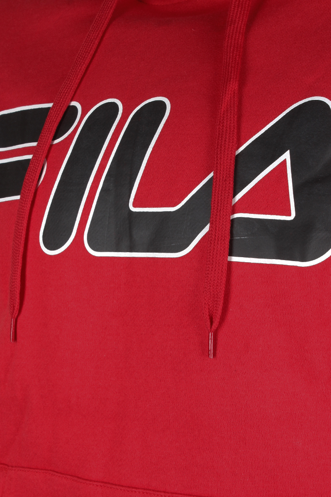 Fila-Men-039-s-Filled-Outline-Graphic-Logo-Front-Pocket-Heavy-Fleece-Hoodie thumbnail 10